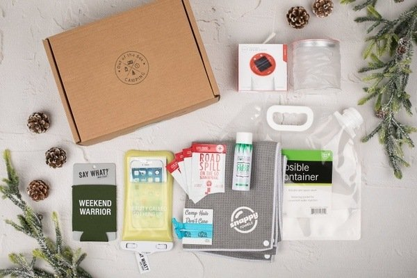 A Camp Life Subscription Box