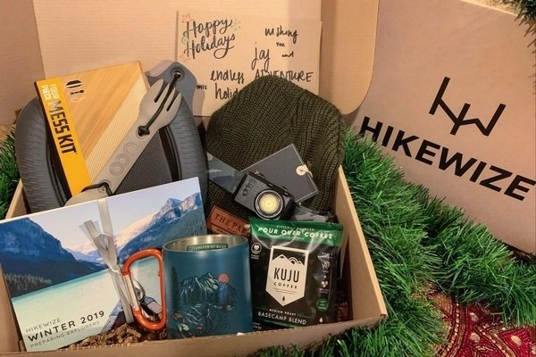 A Subscription Box for Hikers