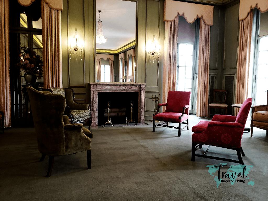 Inside Kingwood Hall