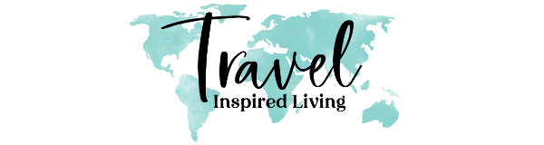 Travel Inspired Living Homepage