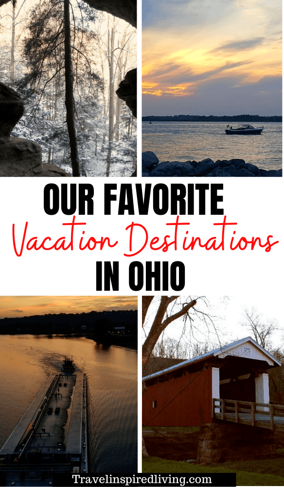 the best vacation spots in ohio